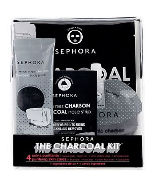 THE CHARCOAL KIT-19 XMS