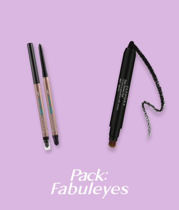 Pack : Fabuleyes