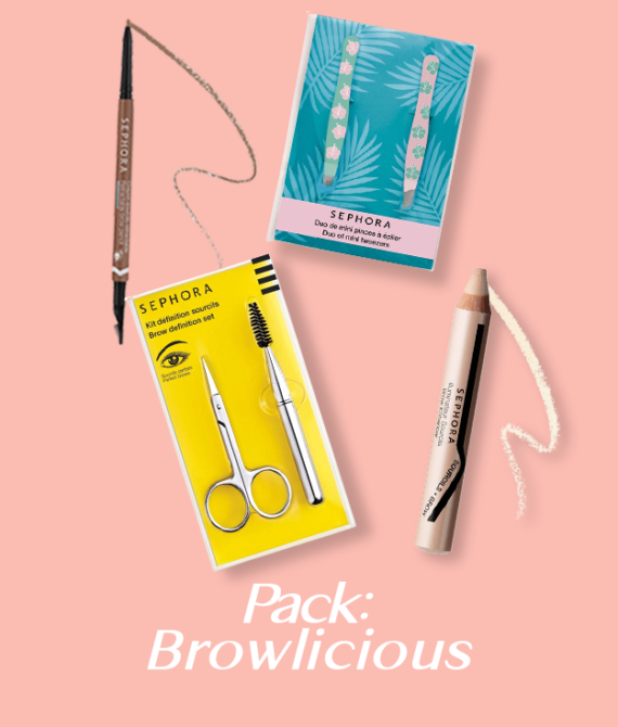 Pack : Browlicious