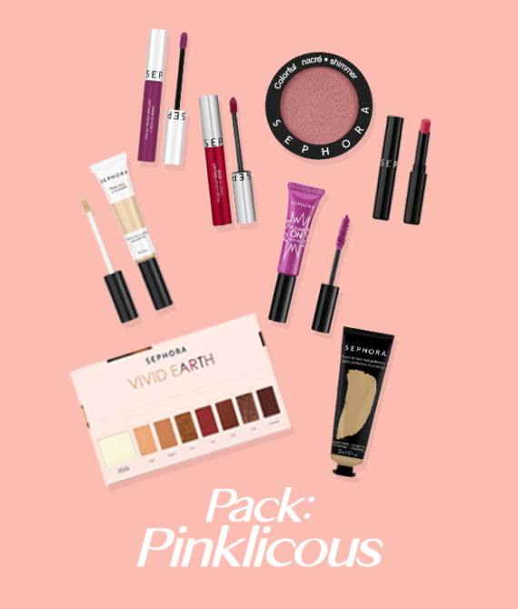 Pack: Pinklicous