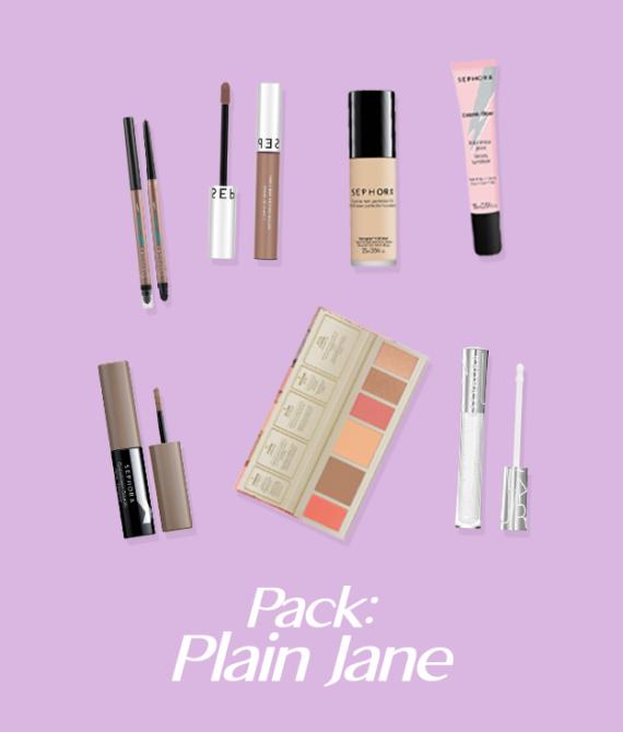 Pack: Plain Jane