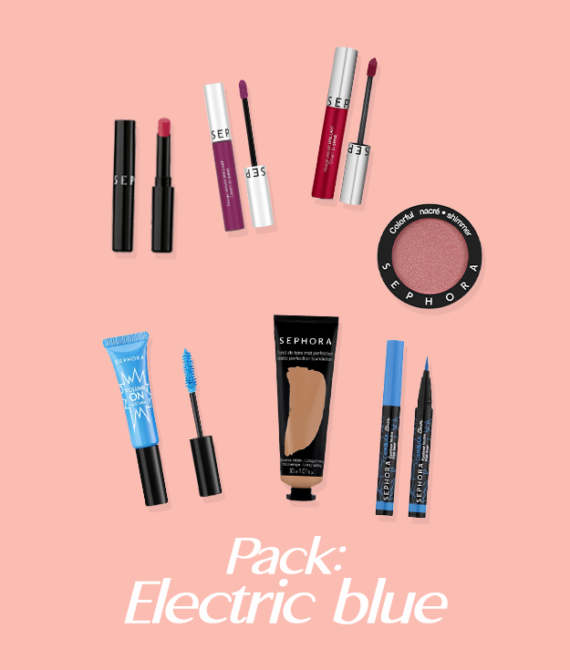 Pack: Electric Blue