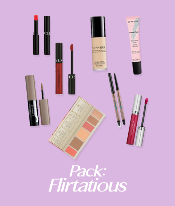 Pack: Flirtatious