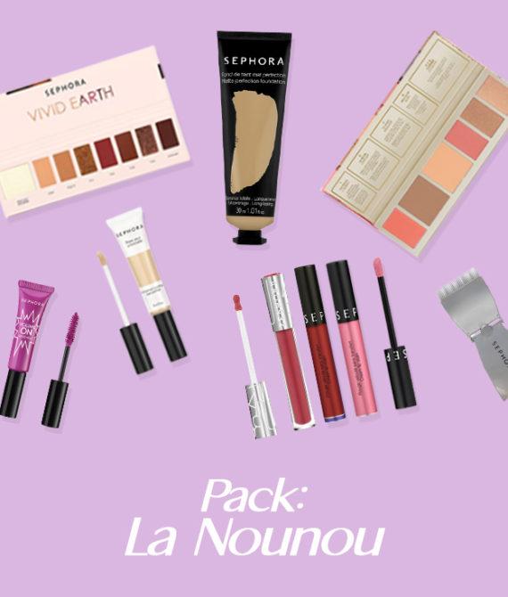 Pack: La NouNou
