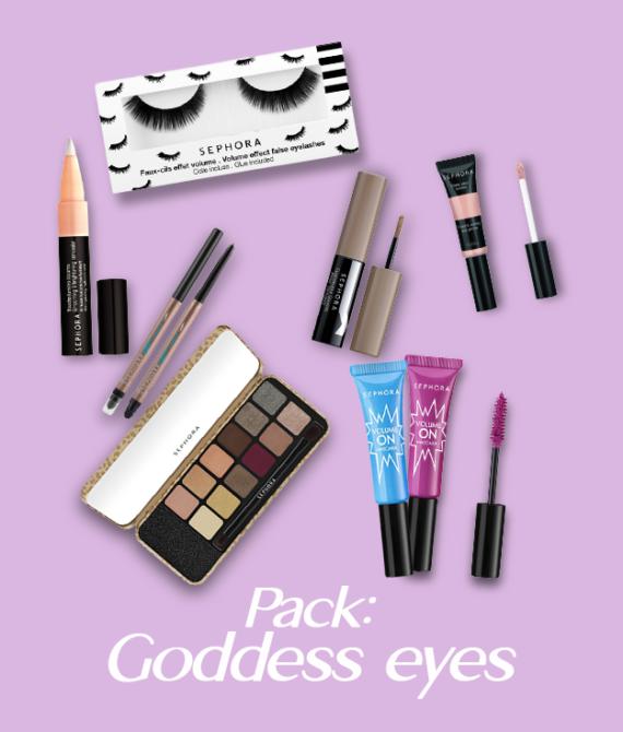 Pack: Goddess Eyes